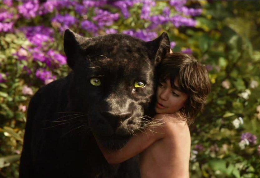 """Cine: Disney vuelve a leer """"El Libro de la Selva"""" – pequegenios.py"""